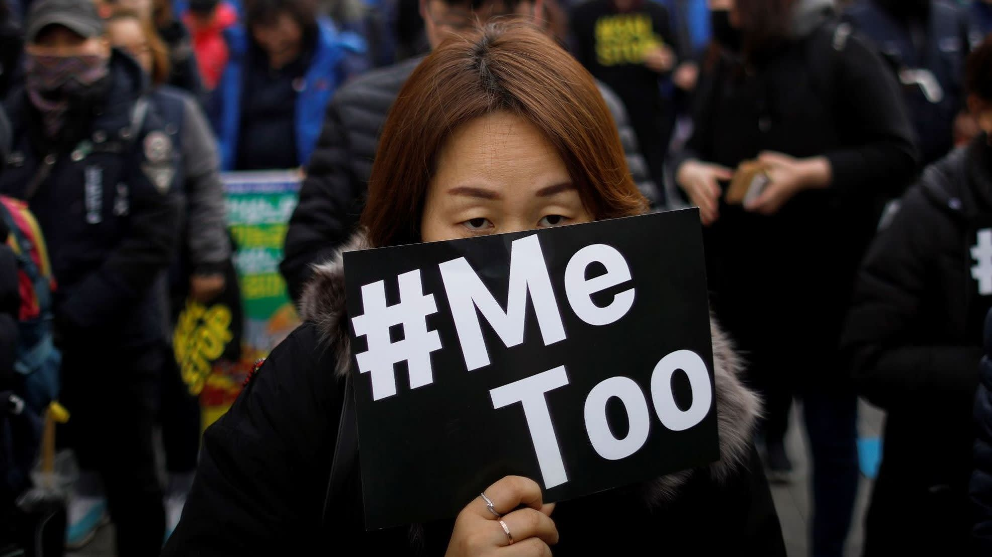 Time to confront workplace sexual harassment in Asia - Nikkei Asian