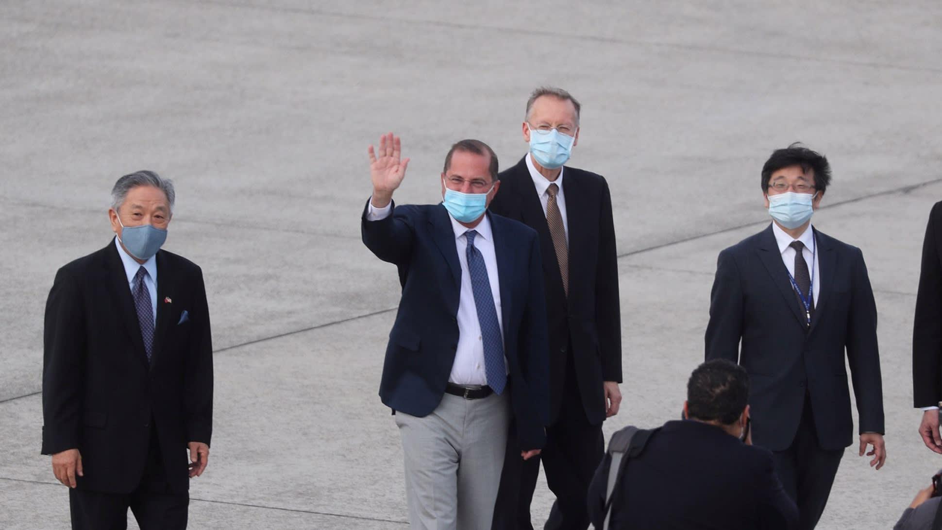 U PLANU SASTANAK S PREDSJEDNICOM! Prva posjeta američkog visokog zvaničnika Tajvanu nakon 40 godina!