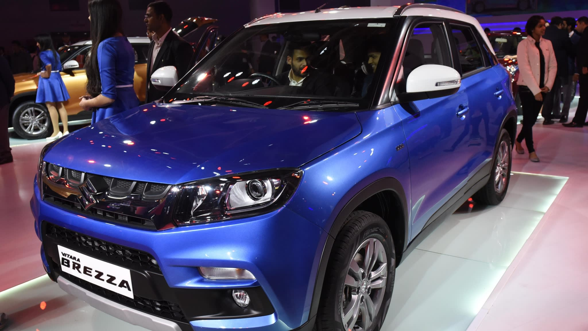 India Passenger Vehicle Sales Surge At Fastest Pace In Nearly A