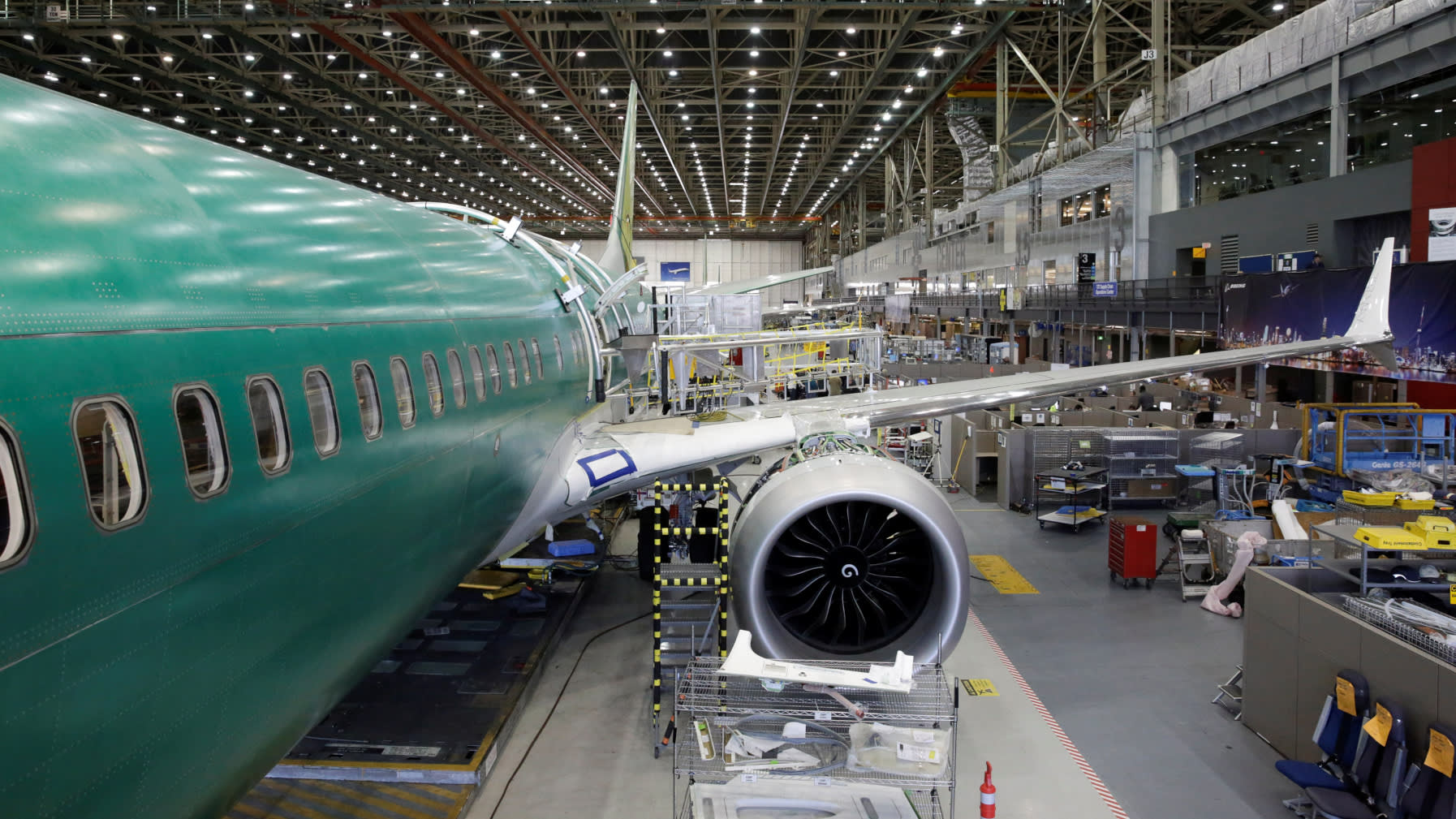 South Korea bans delivery of Boeing 737 Max as US joins grounding ...