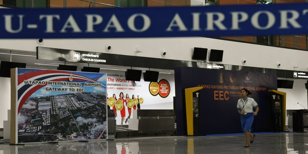 Thai Industry Goes High-tech With Alibaba And Airbus Set