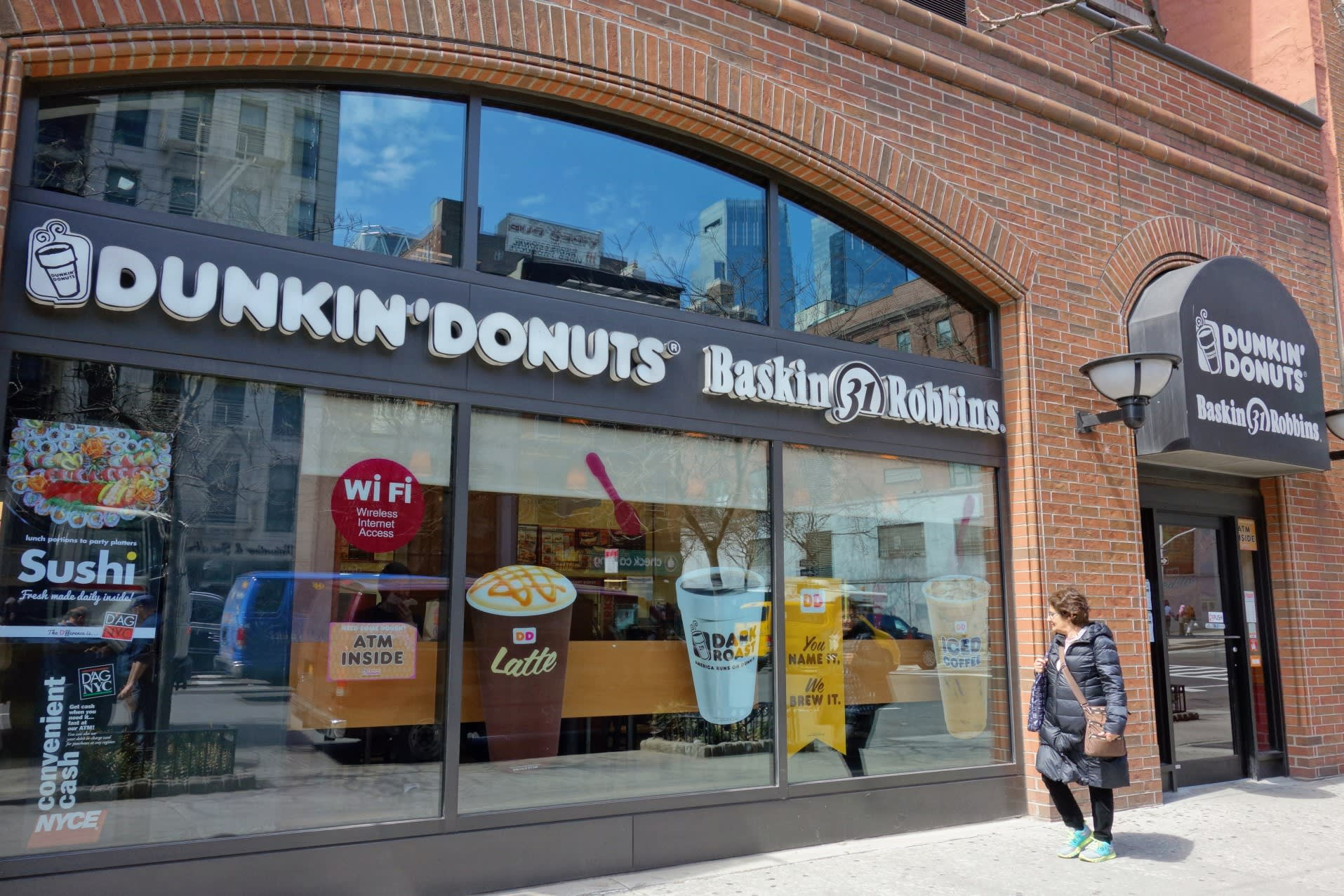Dunkin' Donuts sets sights on massive expansion in China