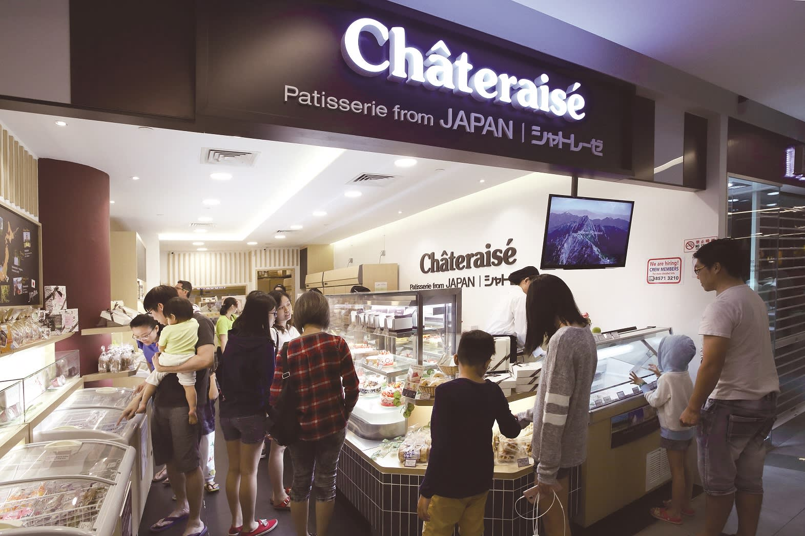 Made-in Japan cake exports satisfy Southeast Asia's sweet