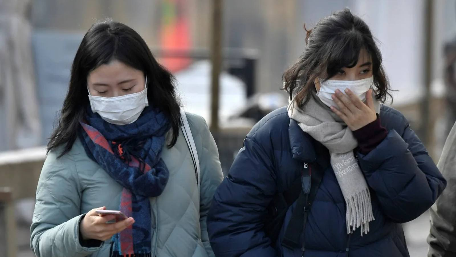 Spurs Virus Japan Masks Of In China New Surgical Output 24-hour