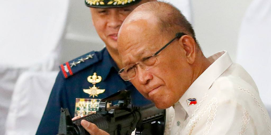 A Chance To Renew The Us Philippines Defense Alliance