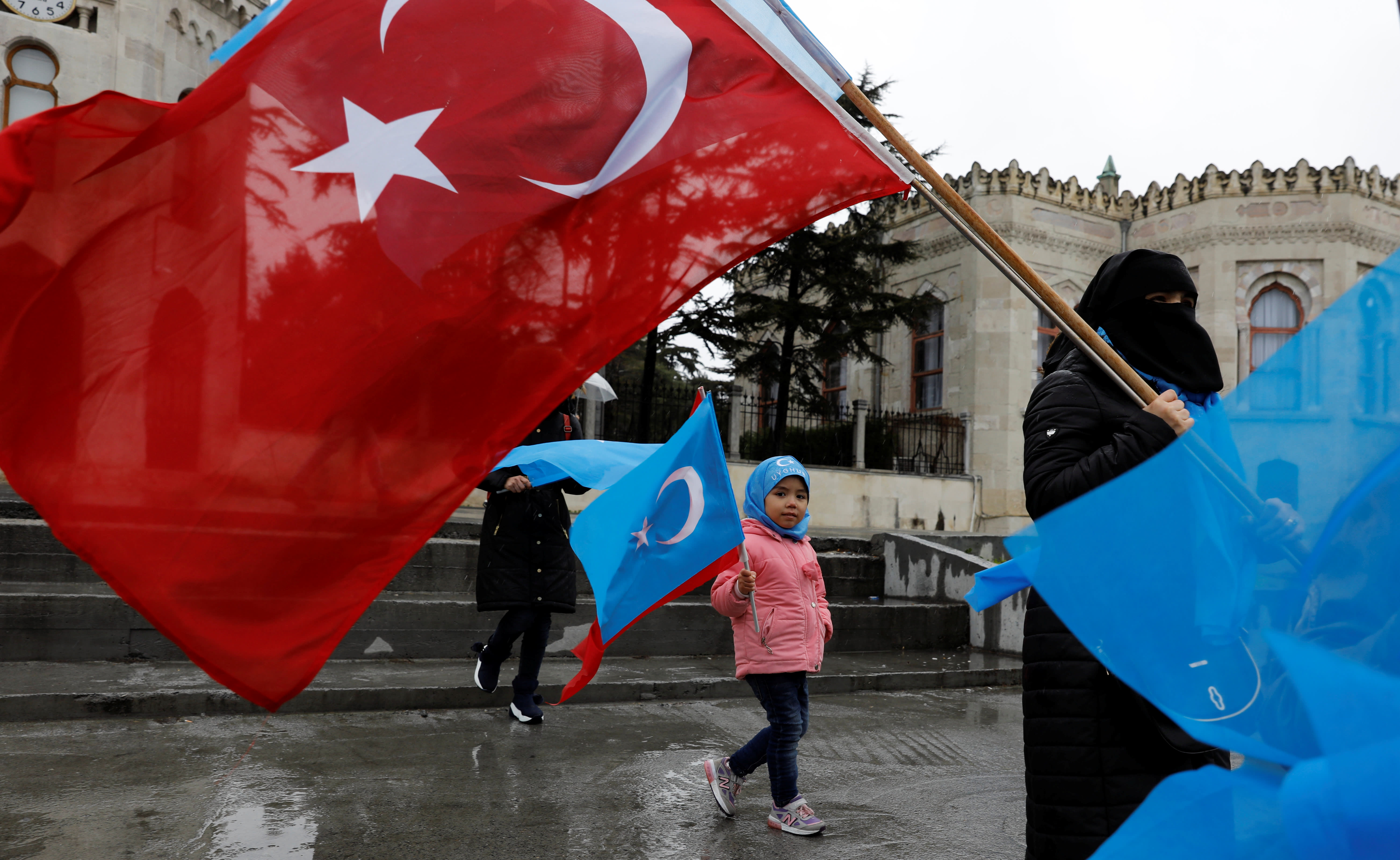 China ramps up pressure on Turkey over Uighur policy