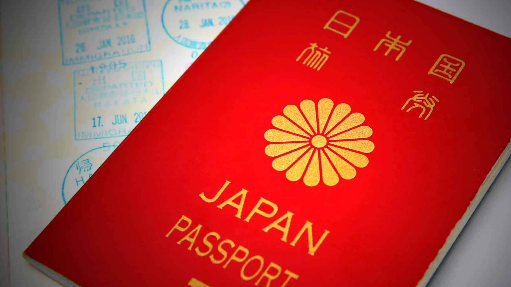Image result for japanese passport