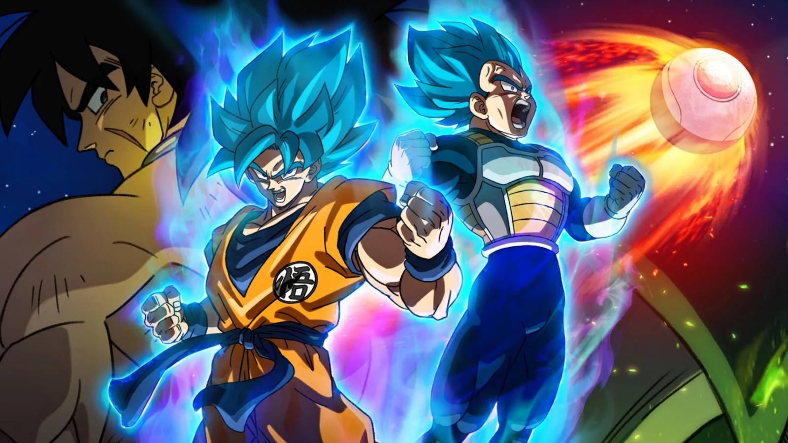 "The animated film ""Dragon Ball Super: Broly"" grossed over 3 billion yen."