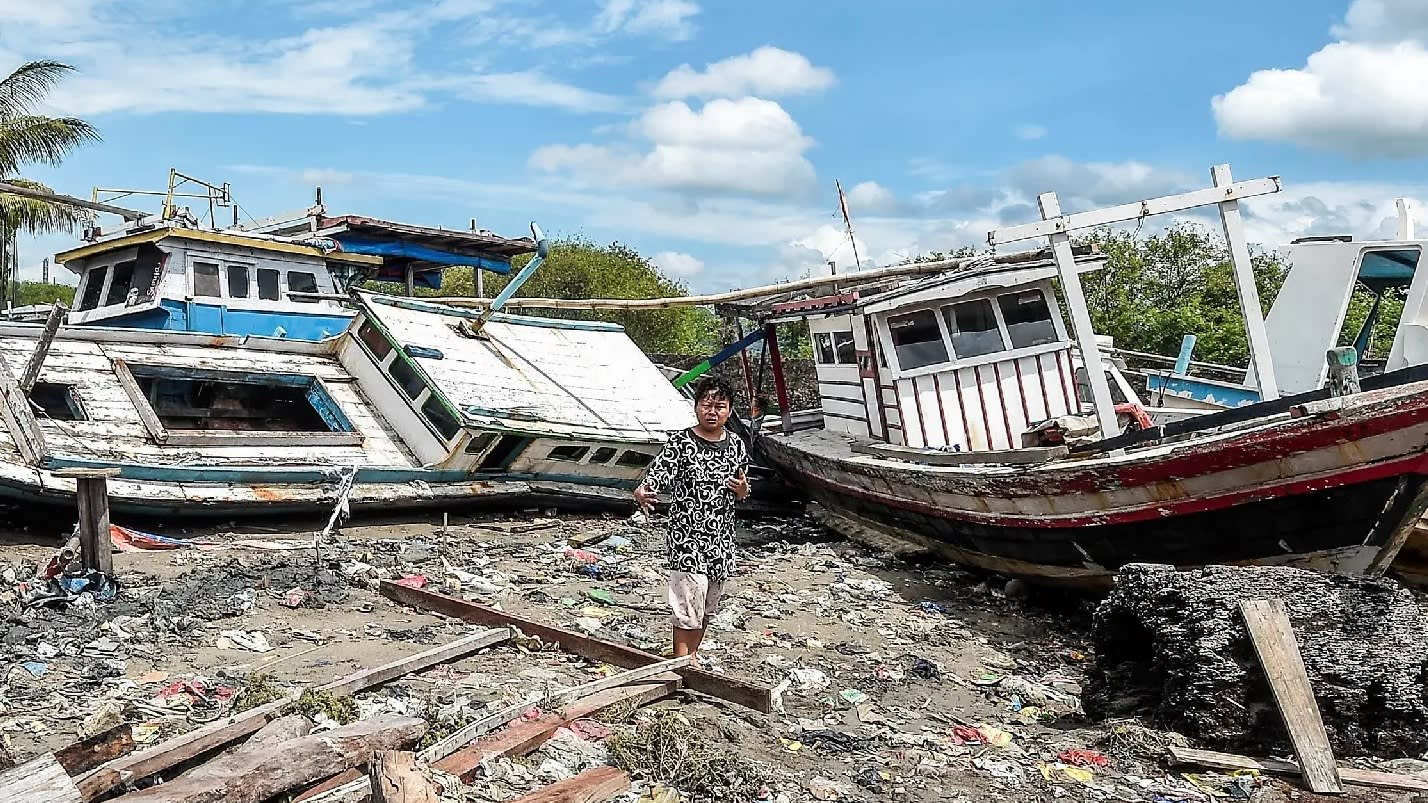 A pair of tsunamis in September and December has Indonesia seeking ways to raise funds to repair from future disasters.