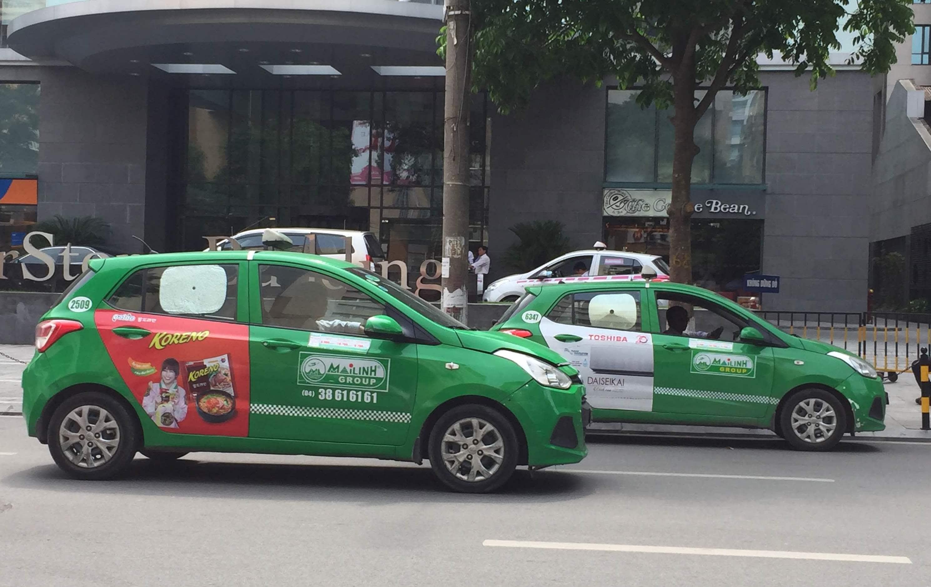 Vietnamese taxi company Mai Linh goes electric - Nikkei