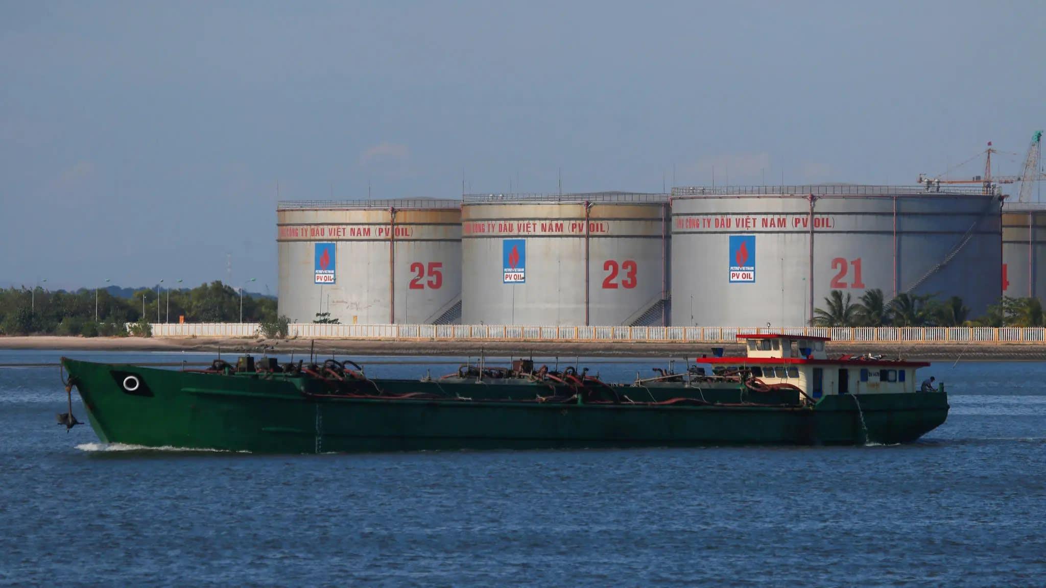 Vietnam's graft hunters zero in on Venezuela oil project