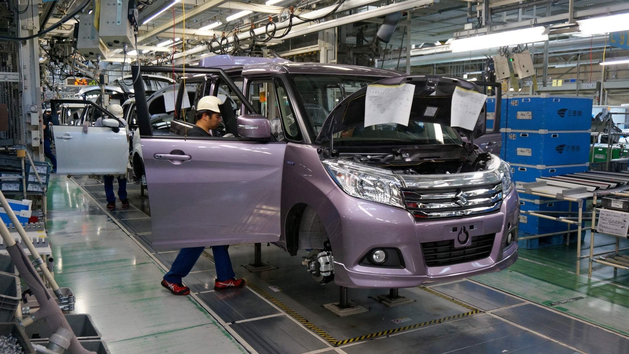 Suzuki Car Dealership >> Suzuki Takes 700m Loss On Sweeping Recall In Japan