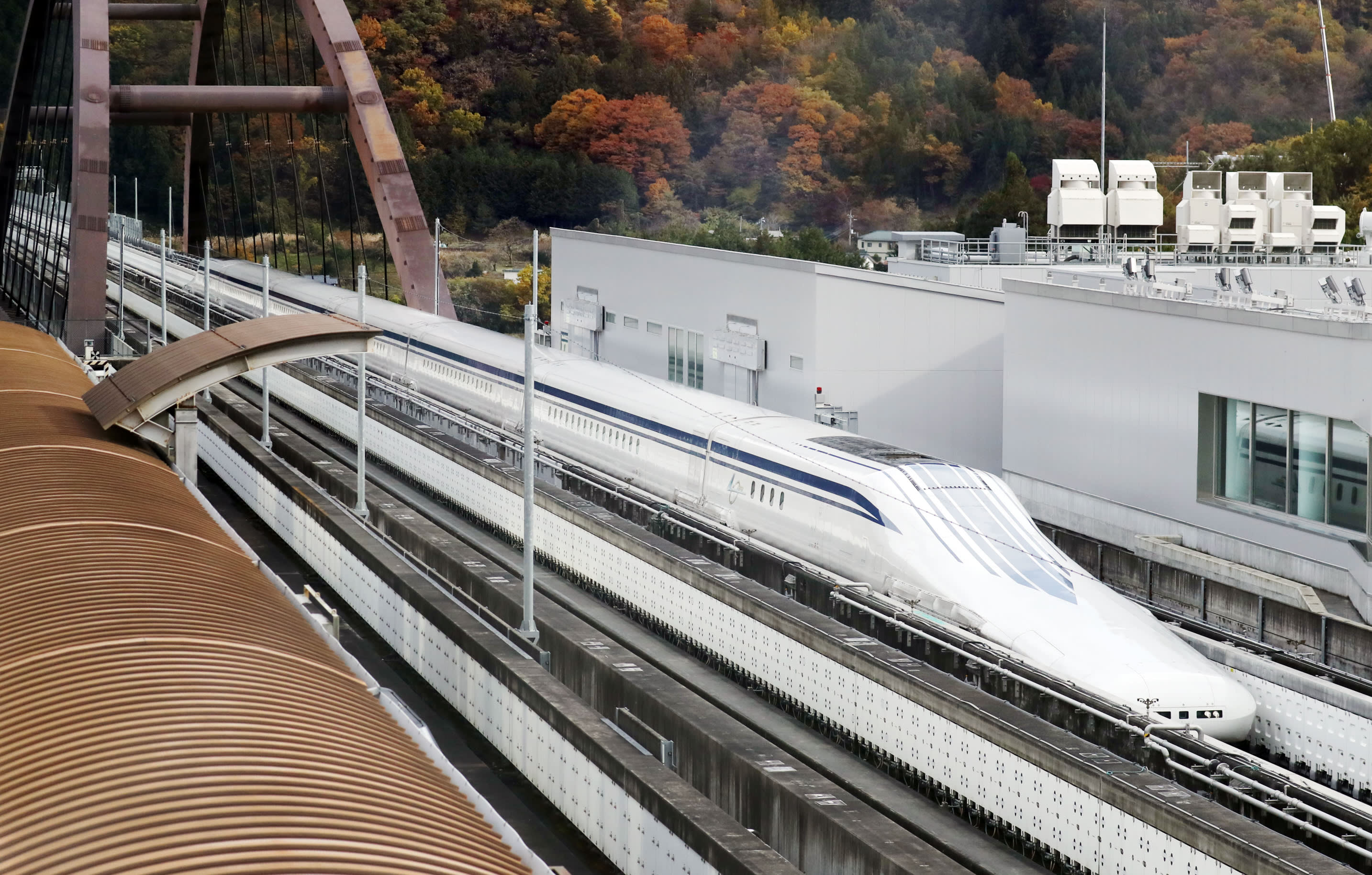 Four Japanese maglev contractors indicted over bid-fixing