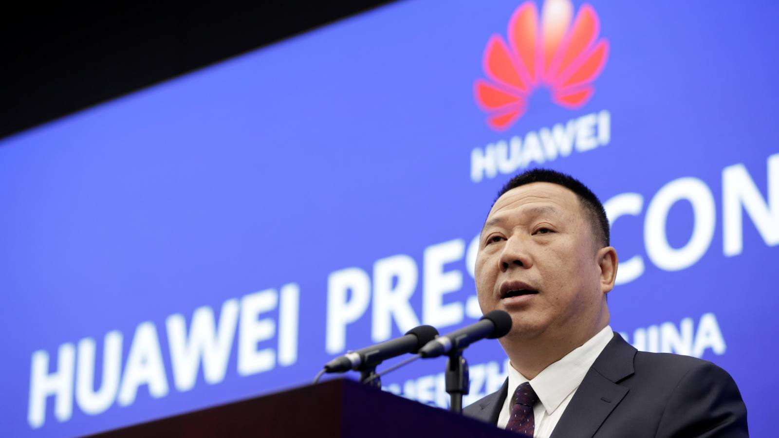 Huawei's Asian suppliers take a beating in stock market ...