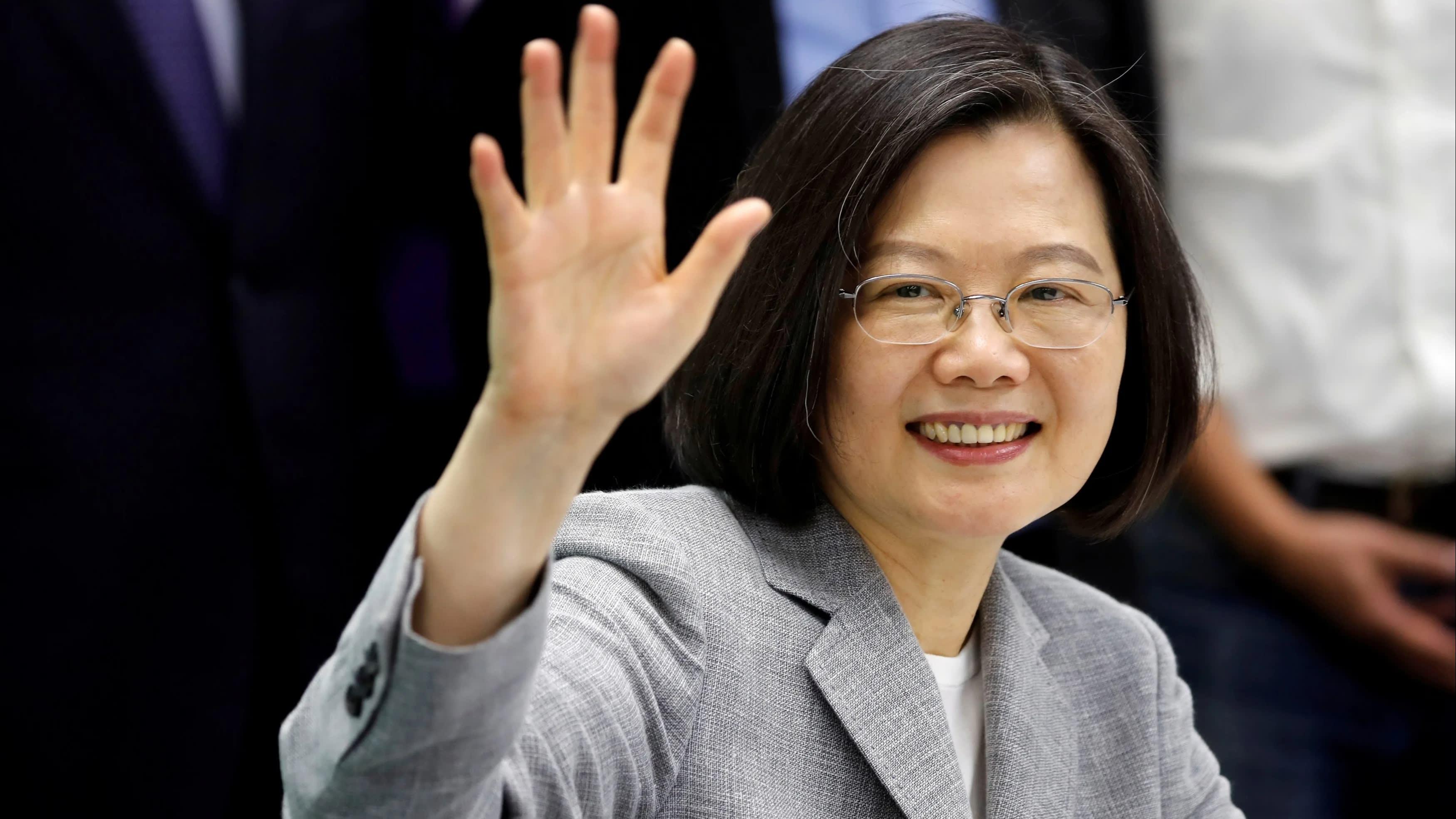 Taiwan's Tsai Ing-wen to visit US, angering Beijing - Nikkei Asian ...