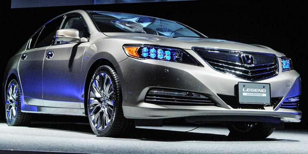 Honda to debut Japan's first 'eyes-off' self-driving car next year