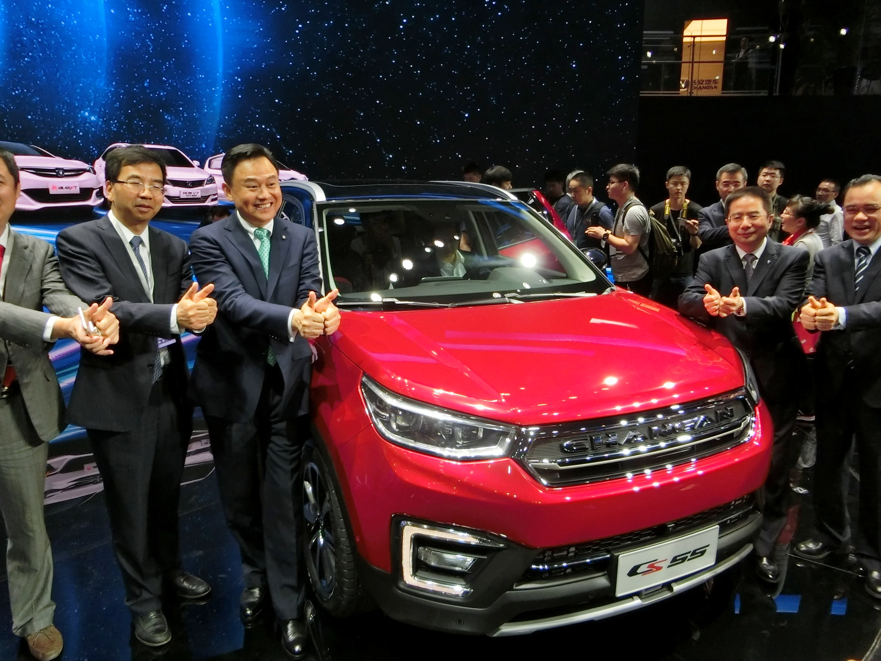 Chinese Auto Brands Moving Up The Ranks At Home Nikkei Asian Review