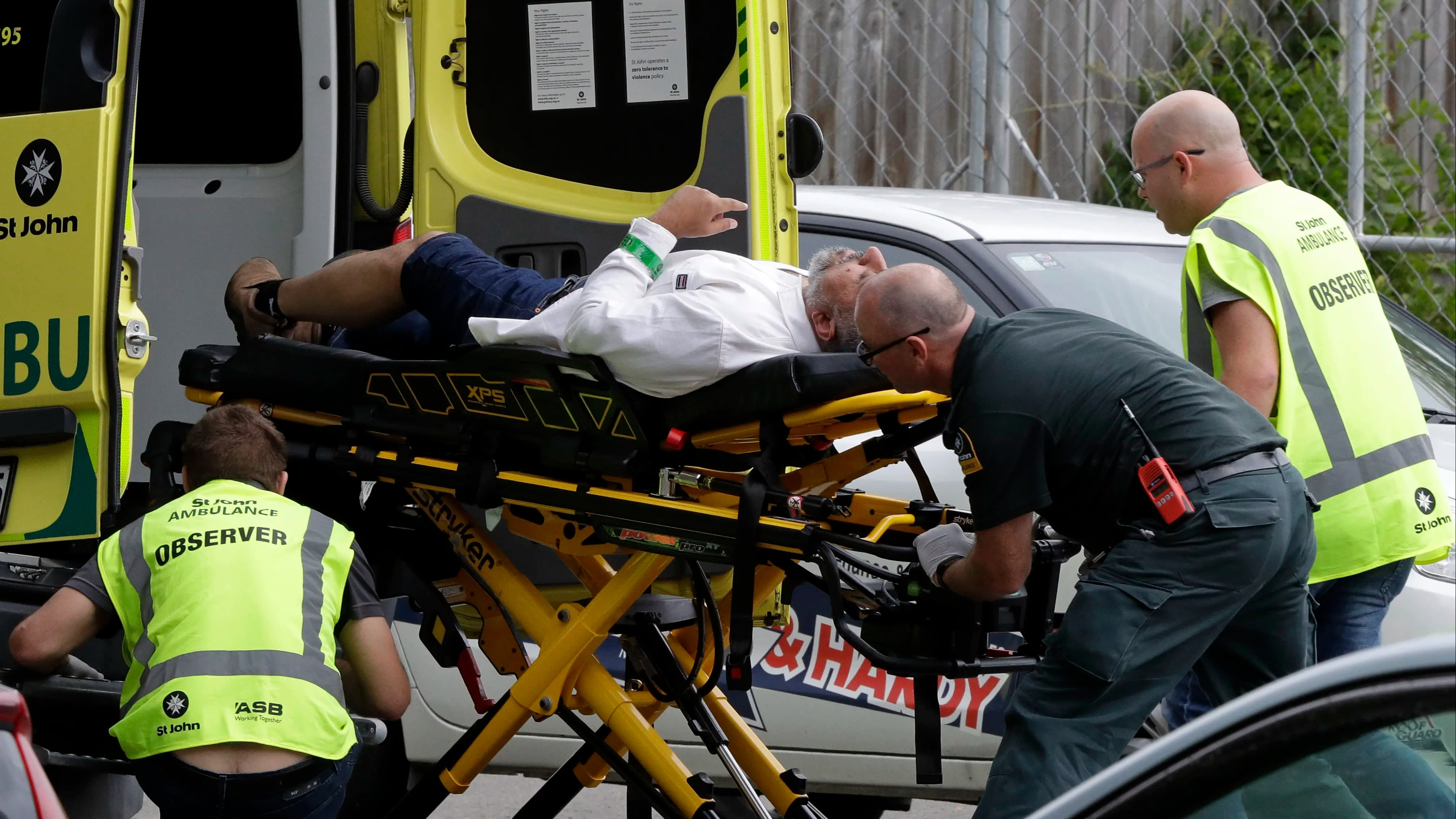 Australian Charged In New Zealand Mosque Shooting That