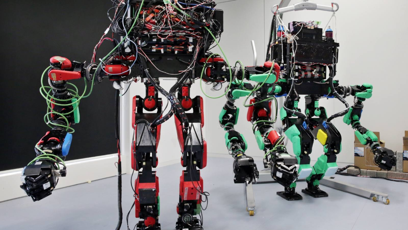 SoftBank unveils AI vacuum robot for offices - Nikkei Asian