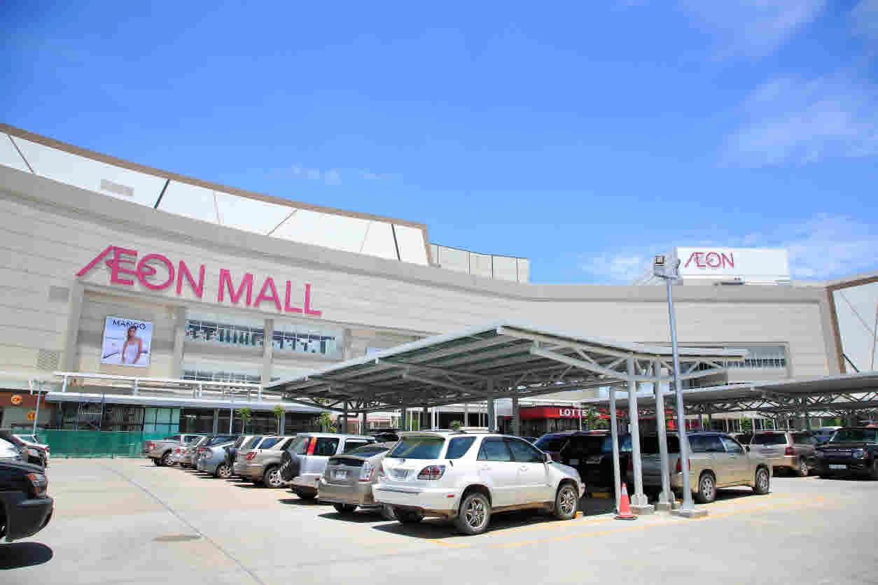 Aeon Brings The Modern Mall To Cambodia