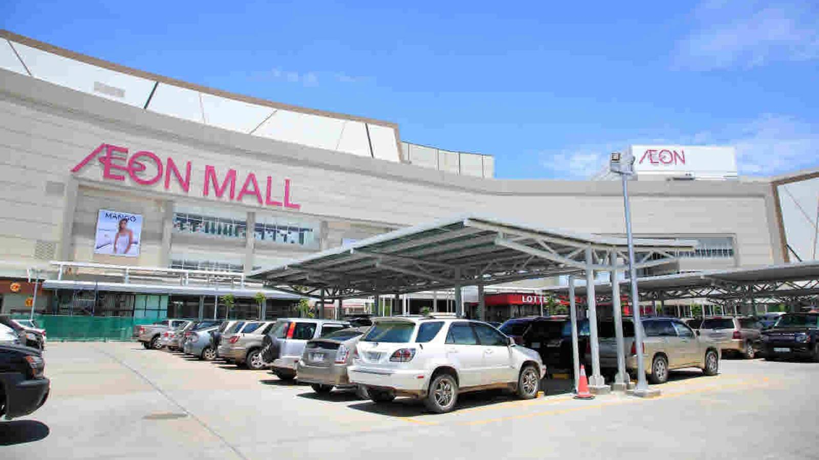 Aeon brings the modern mall to Cambodia - Nikkei Asian Review