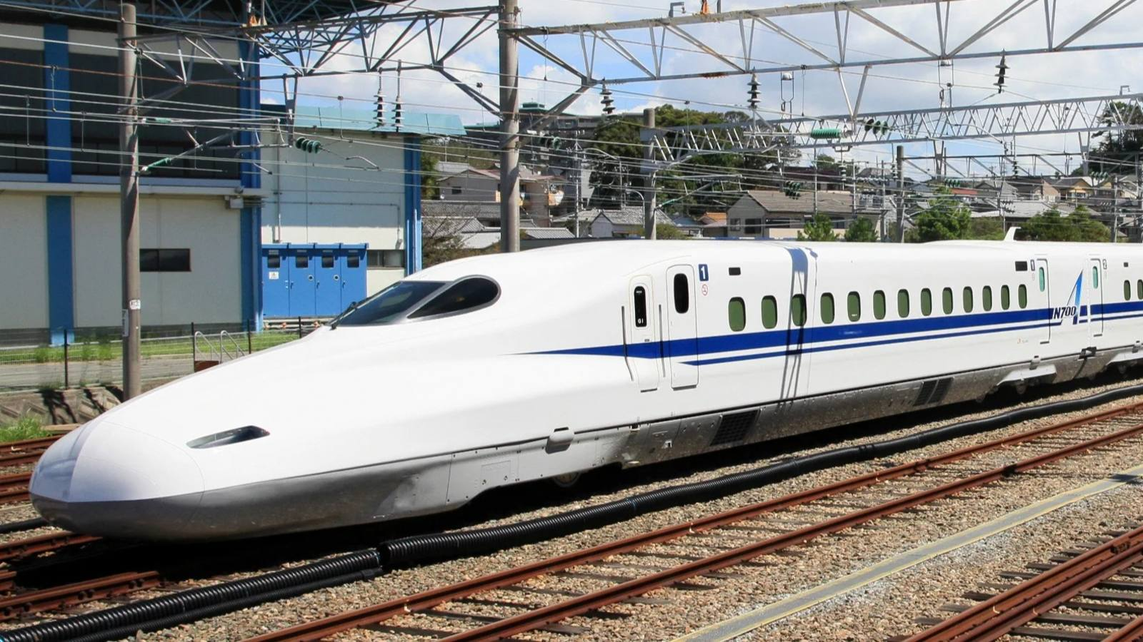 Japan's fastest bullet train to squeeze out trip every 5 minutes - Nikkei  Asian Review