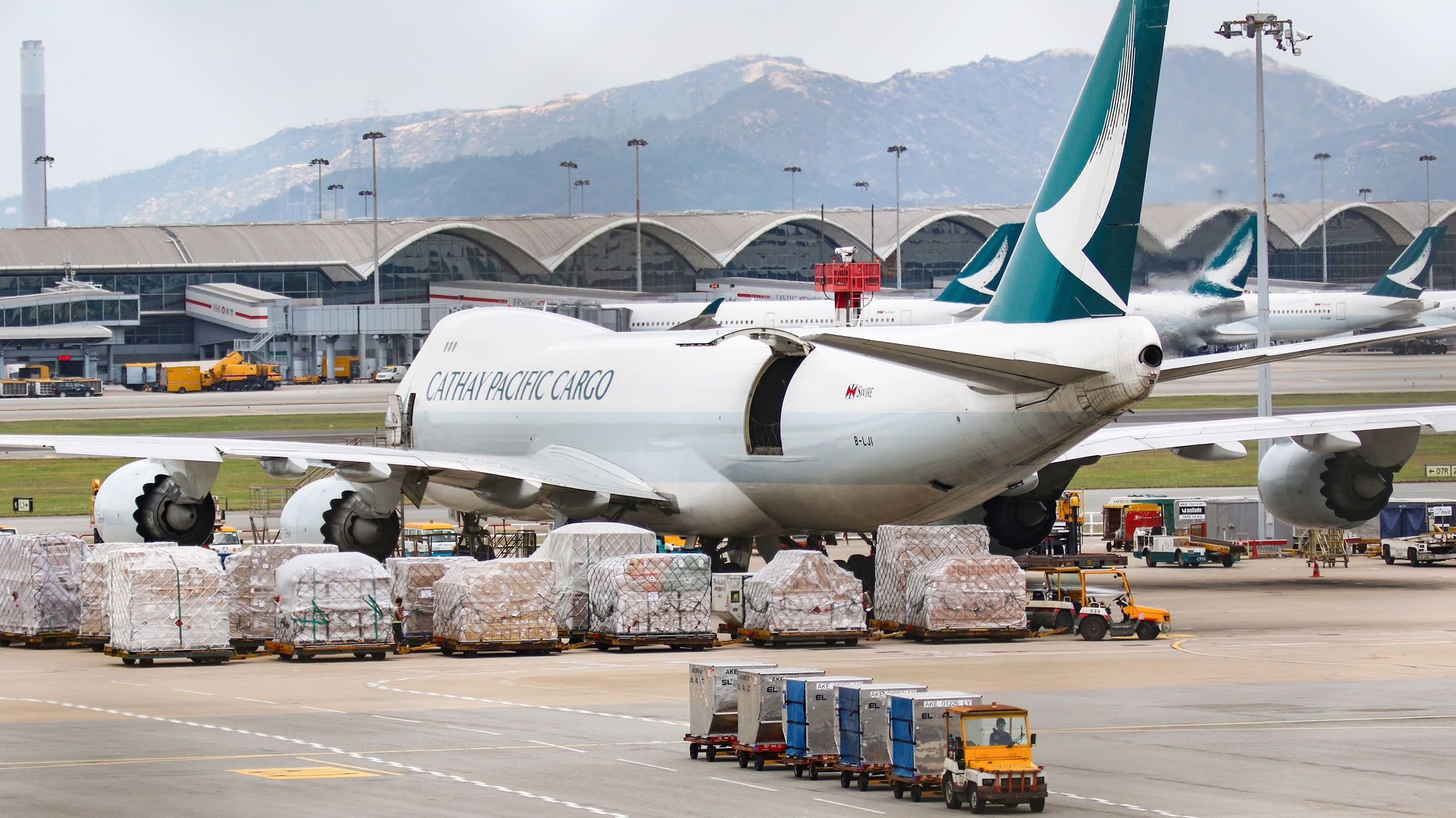 Asian Airlines Flock To Cargo For Reprieve From Coronavirus Havoc Nikkei Asian Review