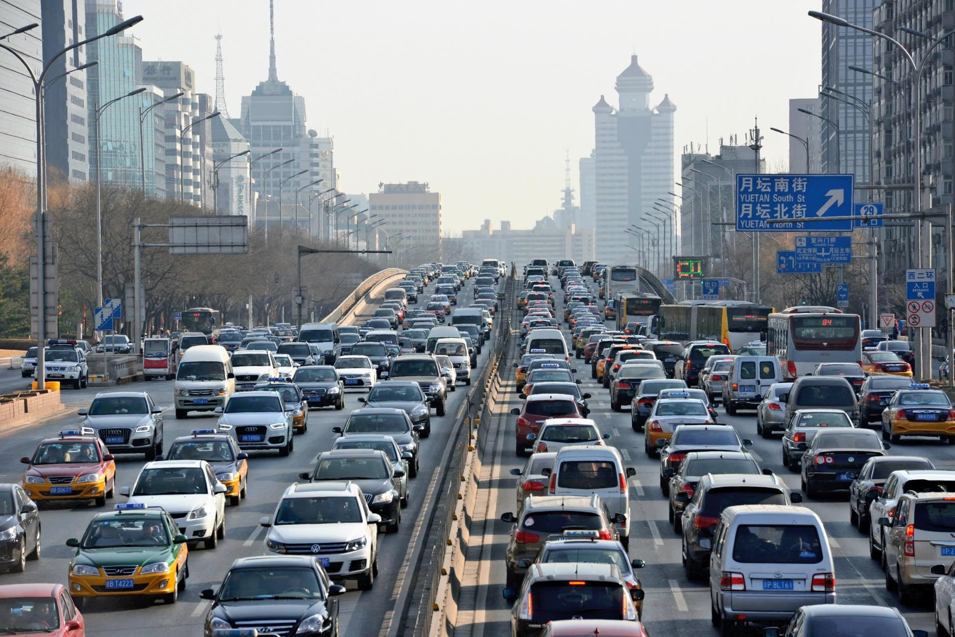 China auto sales lack India s pep but still cruising Nikkei Asian