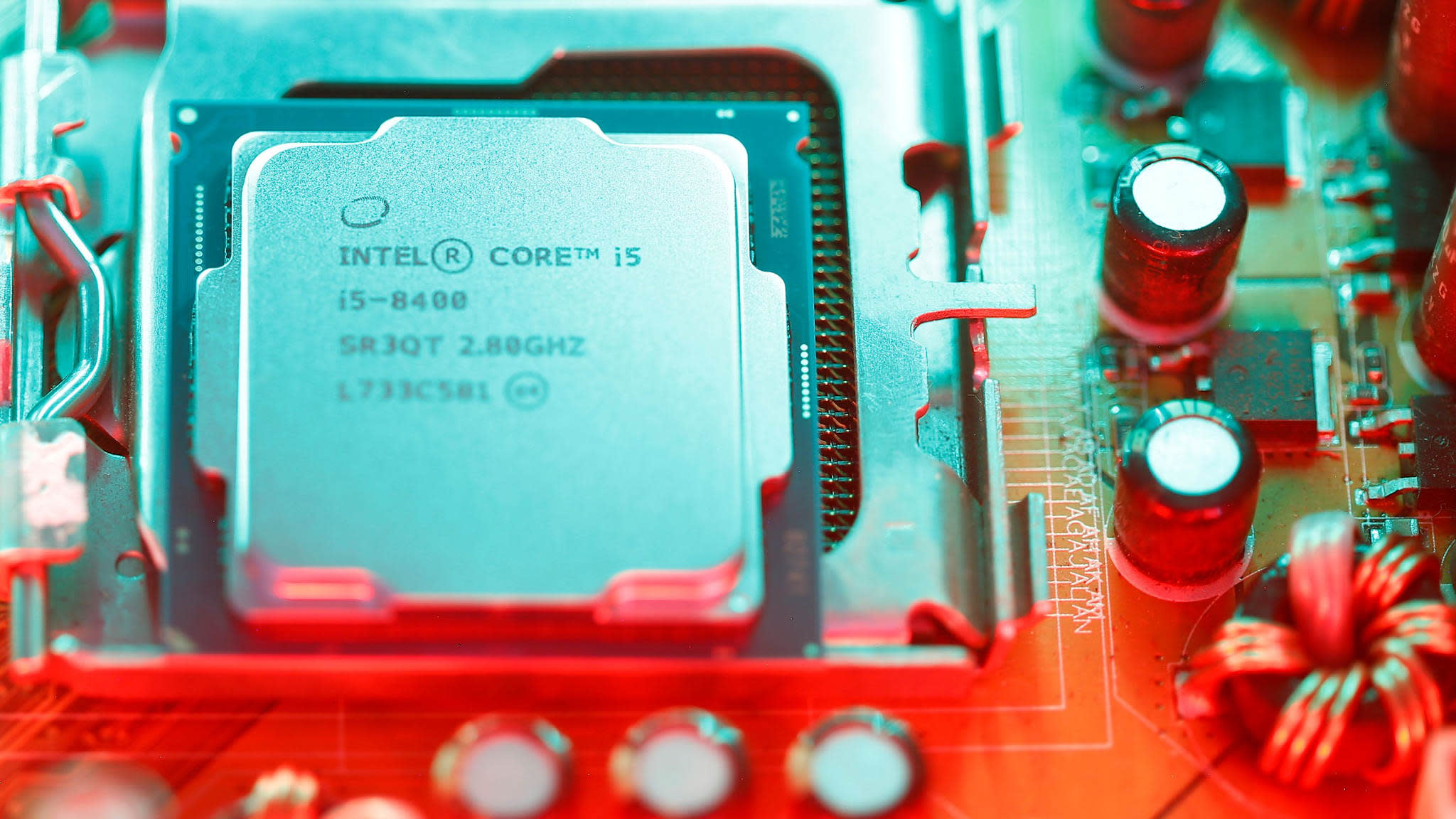 Intel's iPhone supply deal leaves PC makers facing chip shortage