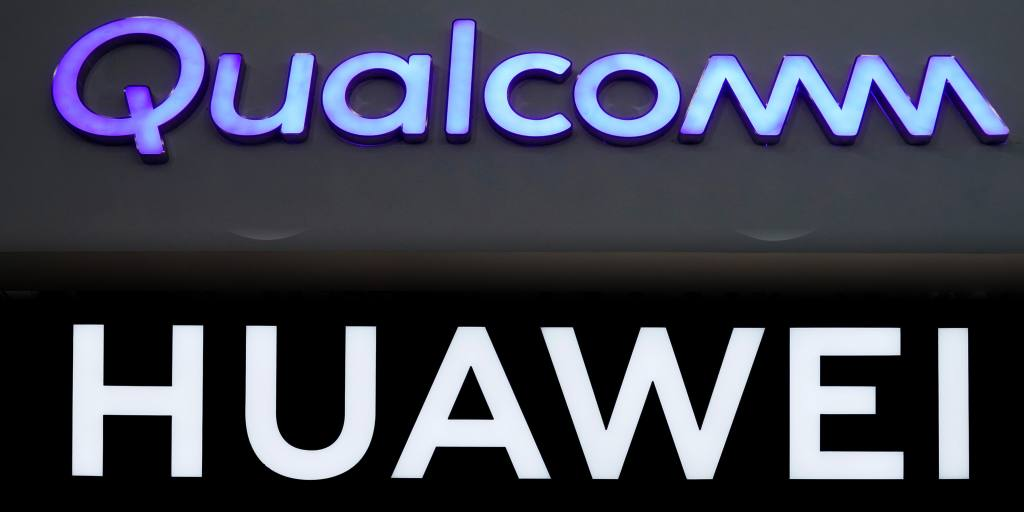 Qualcomm president admits no Huawei business in sight - Nikkei ...
