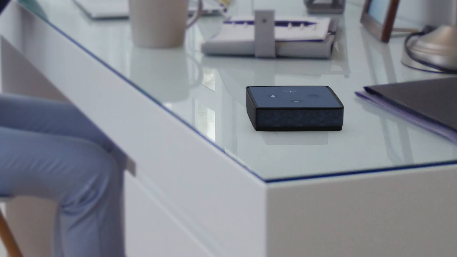 MediaTek sees much promise in the field of voice assistant devices. (Photo courtesy of MediaTek)