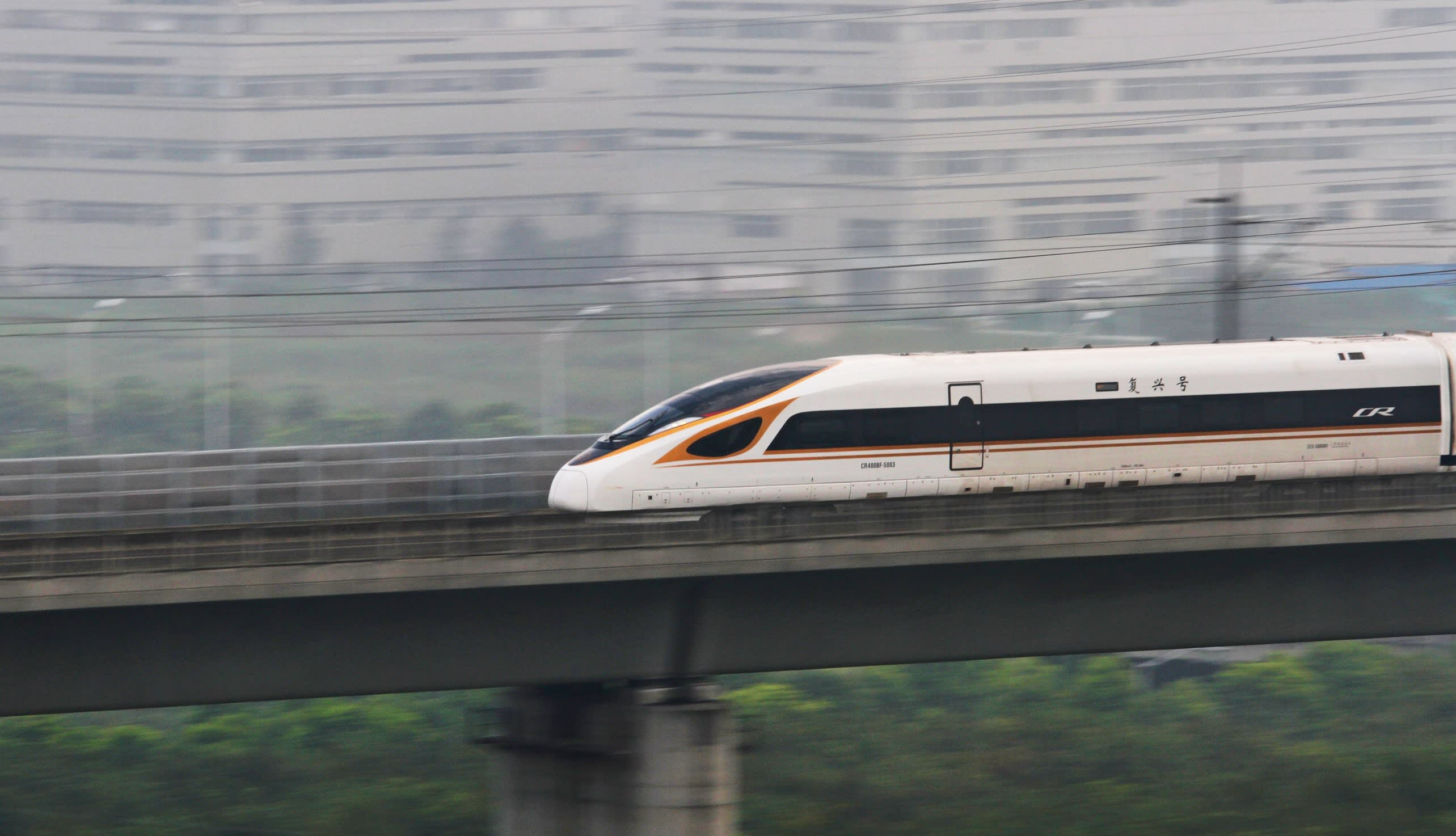 China pays a high price for world's fastest train - Nikkei