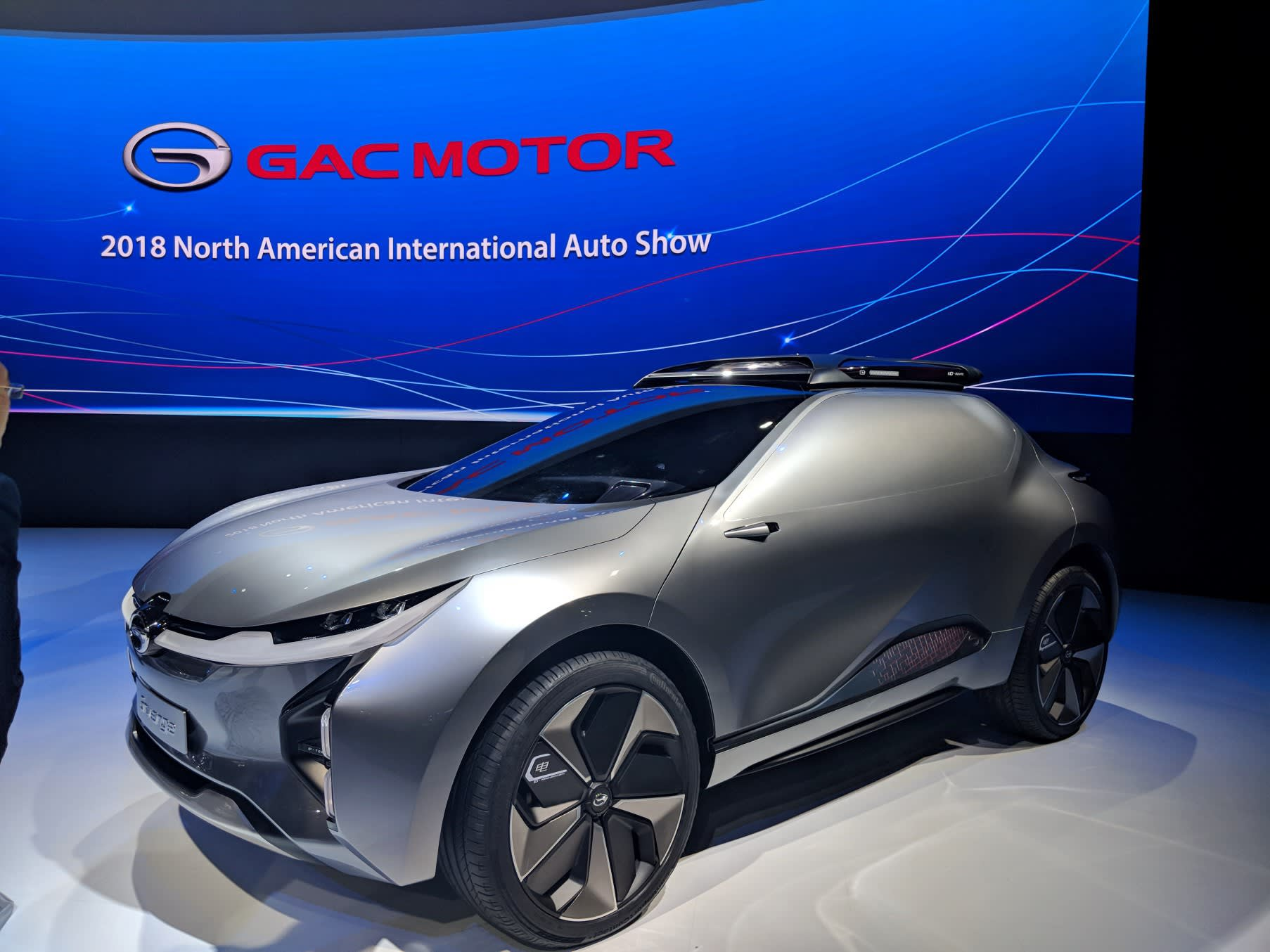 Chinese Electric Cars Turning Heads In US Nikkei Asian Review - Concept car show