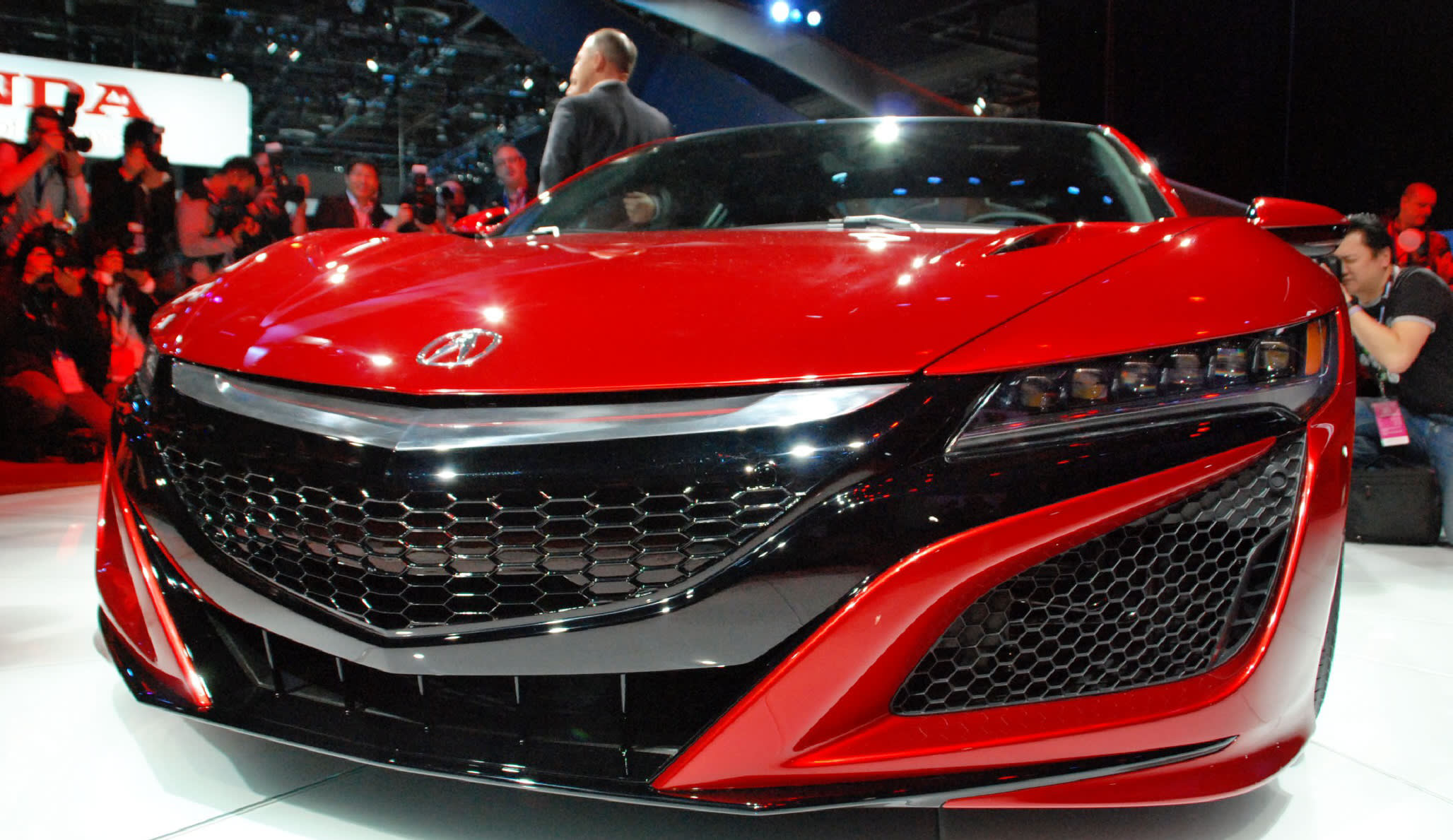 Honda To Challenge European Supercars With US Made NSX