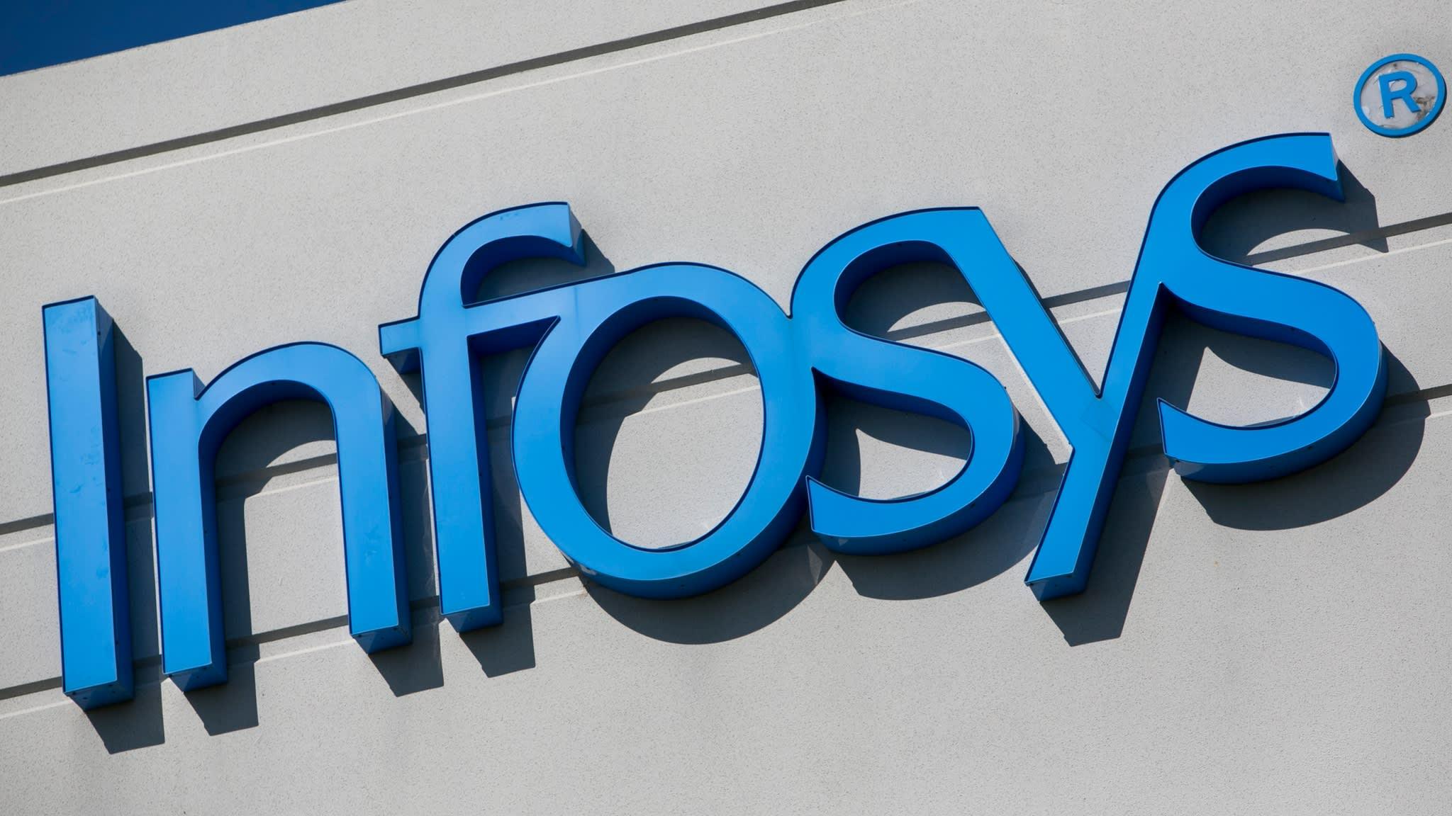 Infosys Quarterly Profit Beats Expectations Amid Large Deals