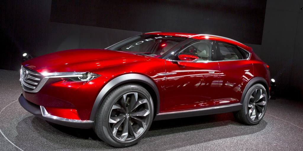 mazda  premiere  crossover suv  china nikkei asian review