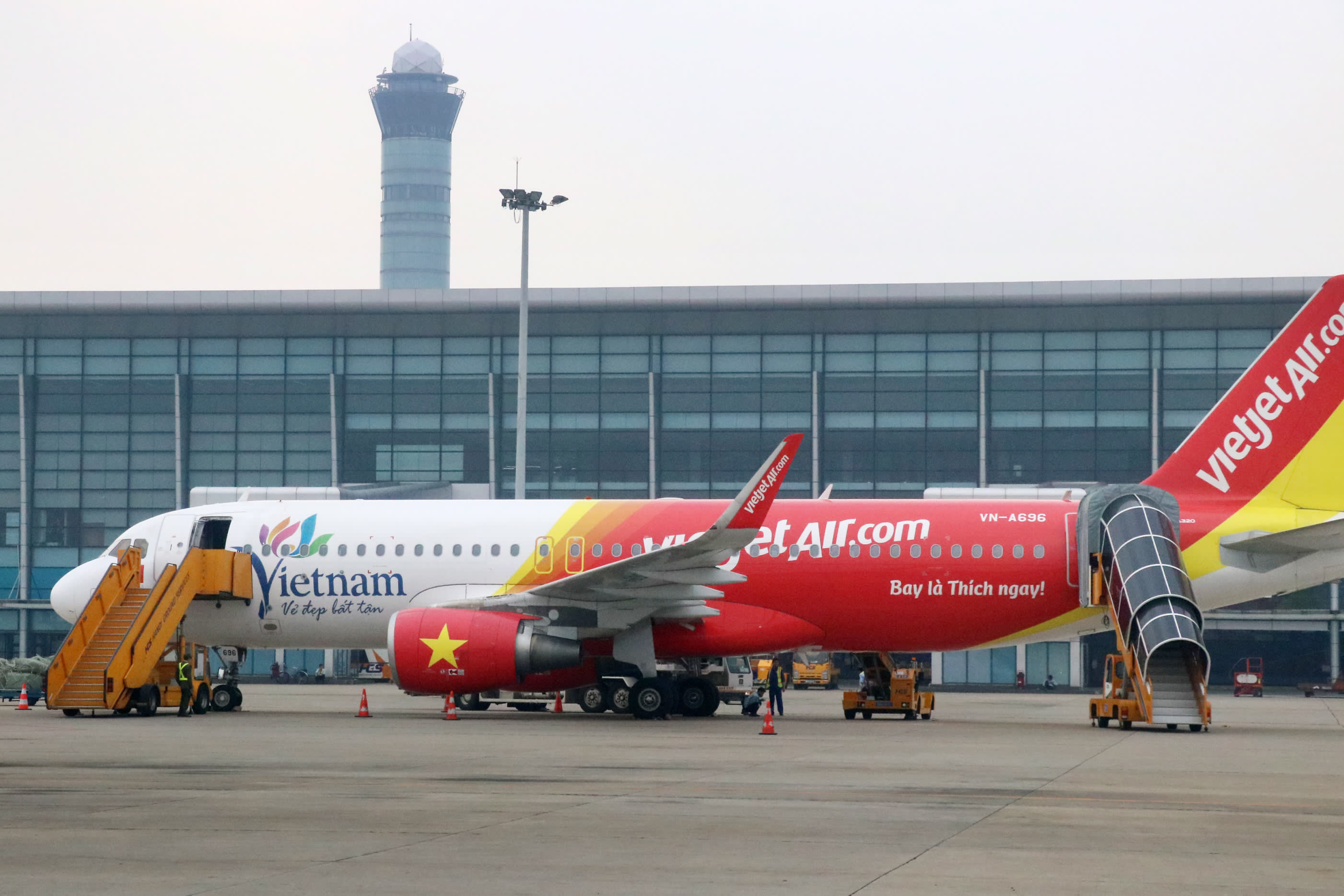 Code-sharing between JAL, Vietjet could lift off this fiscal year