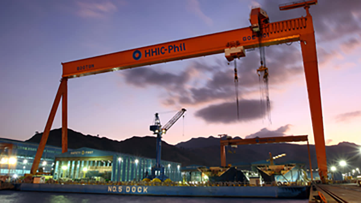 Dutch and US groups show interest in Philippine shipyard