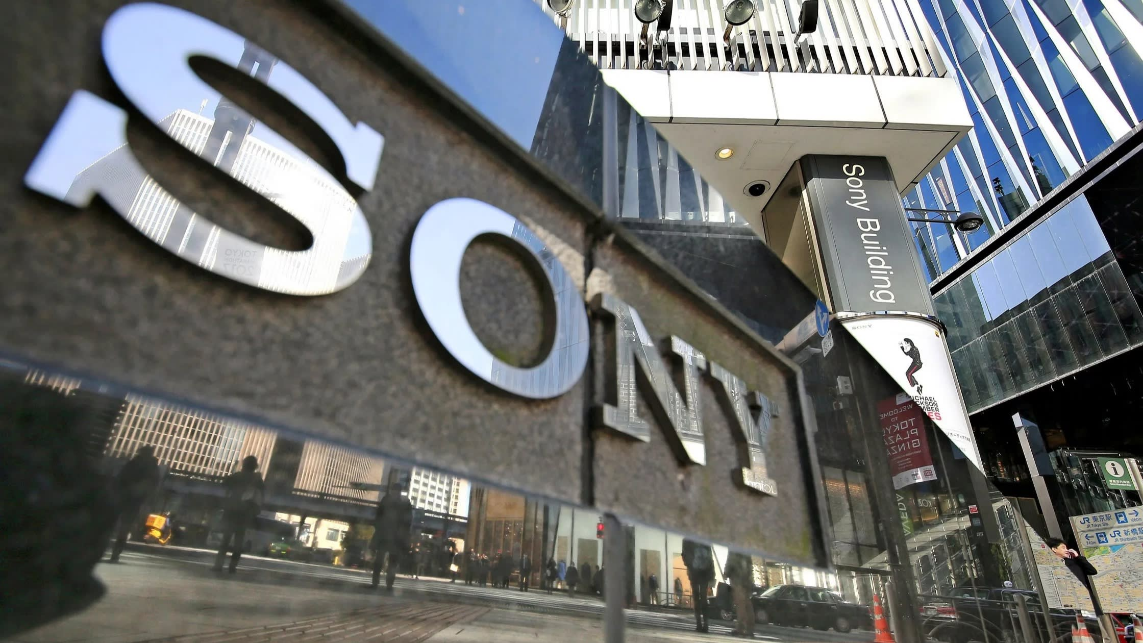 Third Point's Loeb pushes Sony to respond to spinoff