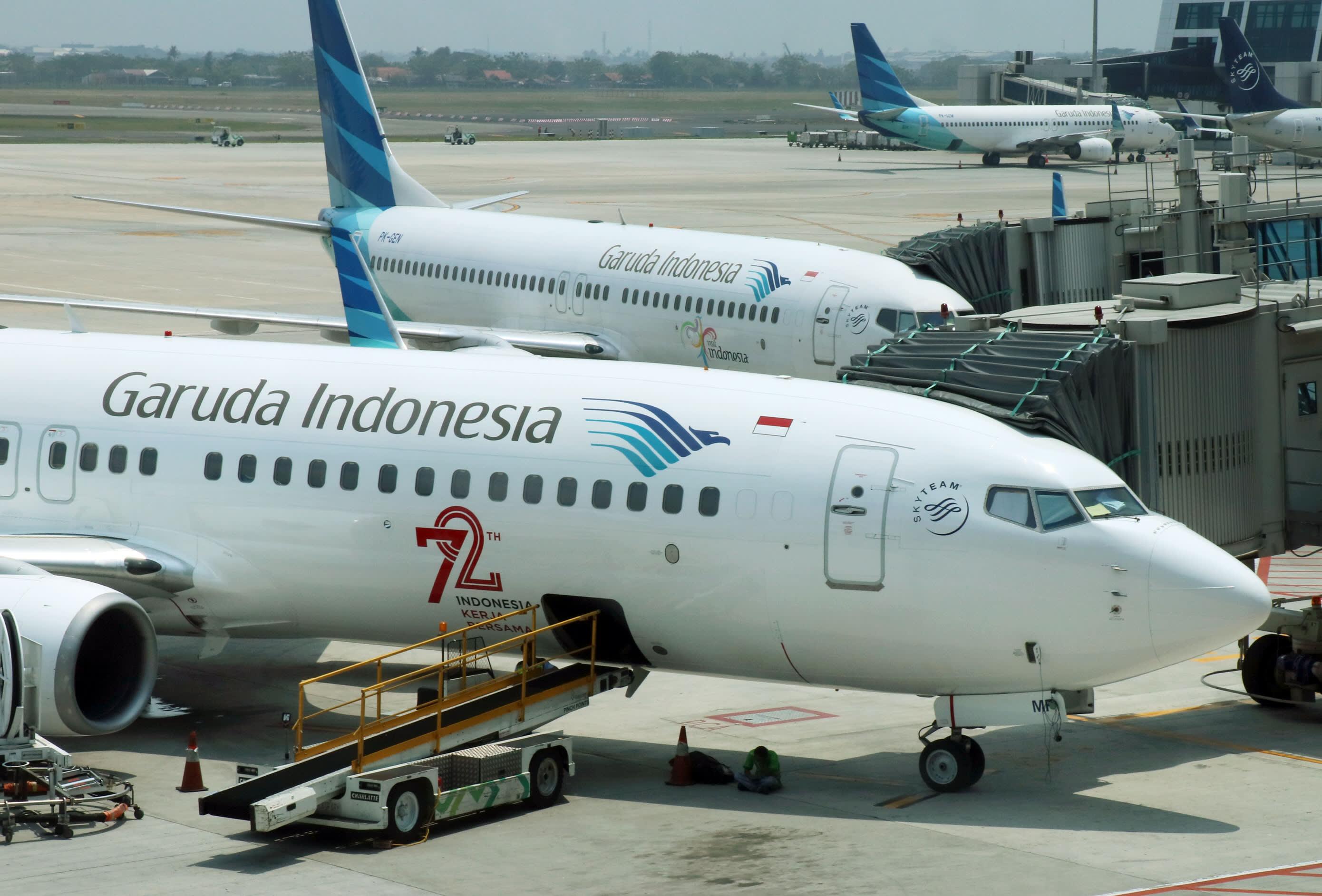 Resultado de imagen para Garuda Indonesia airlines