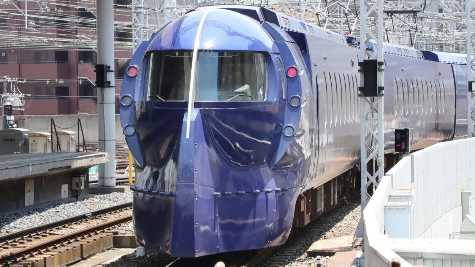 Japan's 'supreme' bullet train aims to impress Texas with