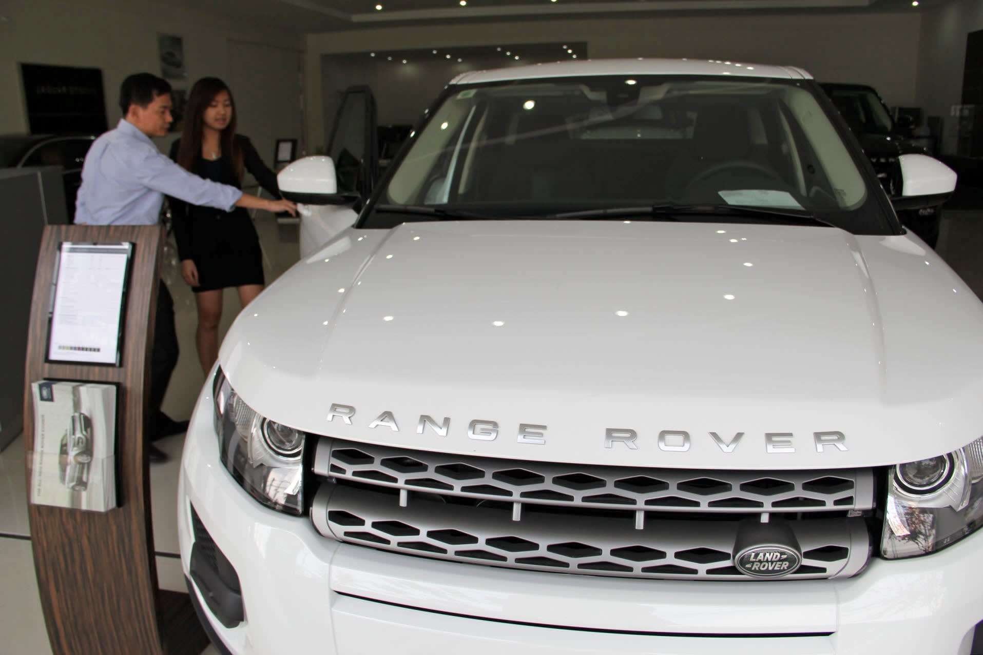 Next hot market for luxury car brands: Cambodia - Nikkei Asian Review