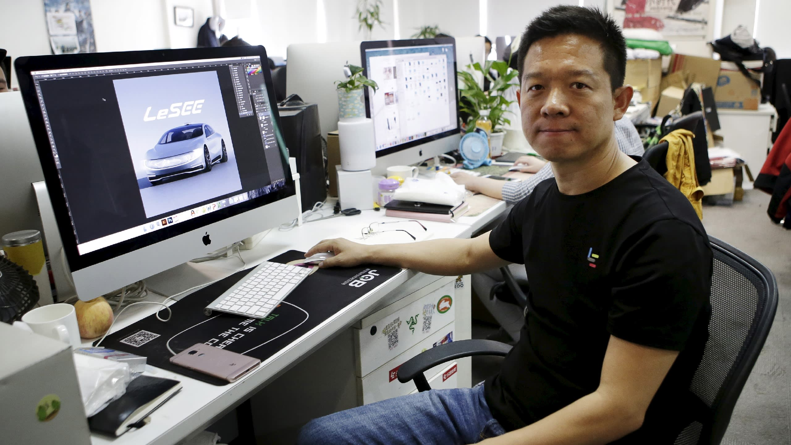 Leshi founder and ex-CEO Jia Yueting's electric-car ambitions were part of an expansion that left the company pinched for funds.