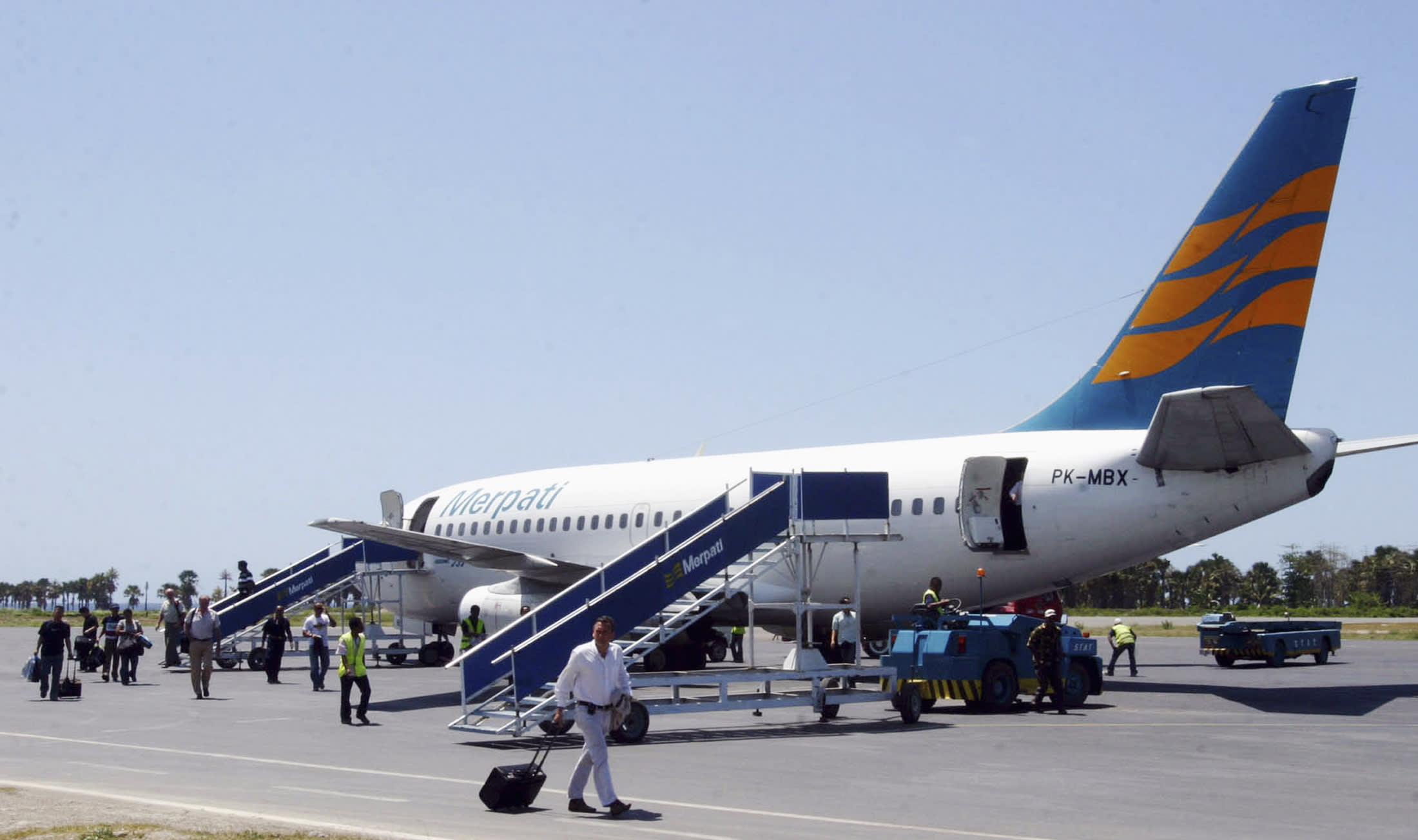 Indonesias Merpati Airlines Hopes To Resume Operations In