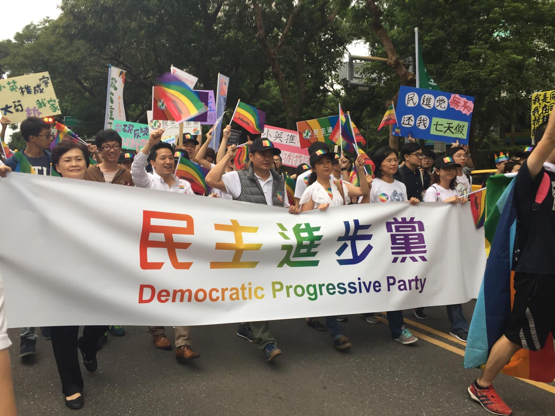 Stunned by a suicide, Taiwan could pass Asia's first same-sex