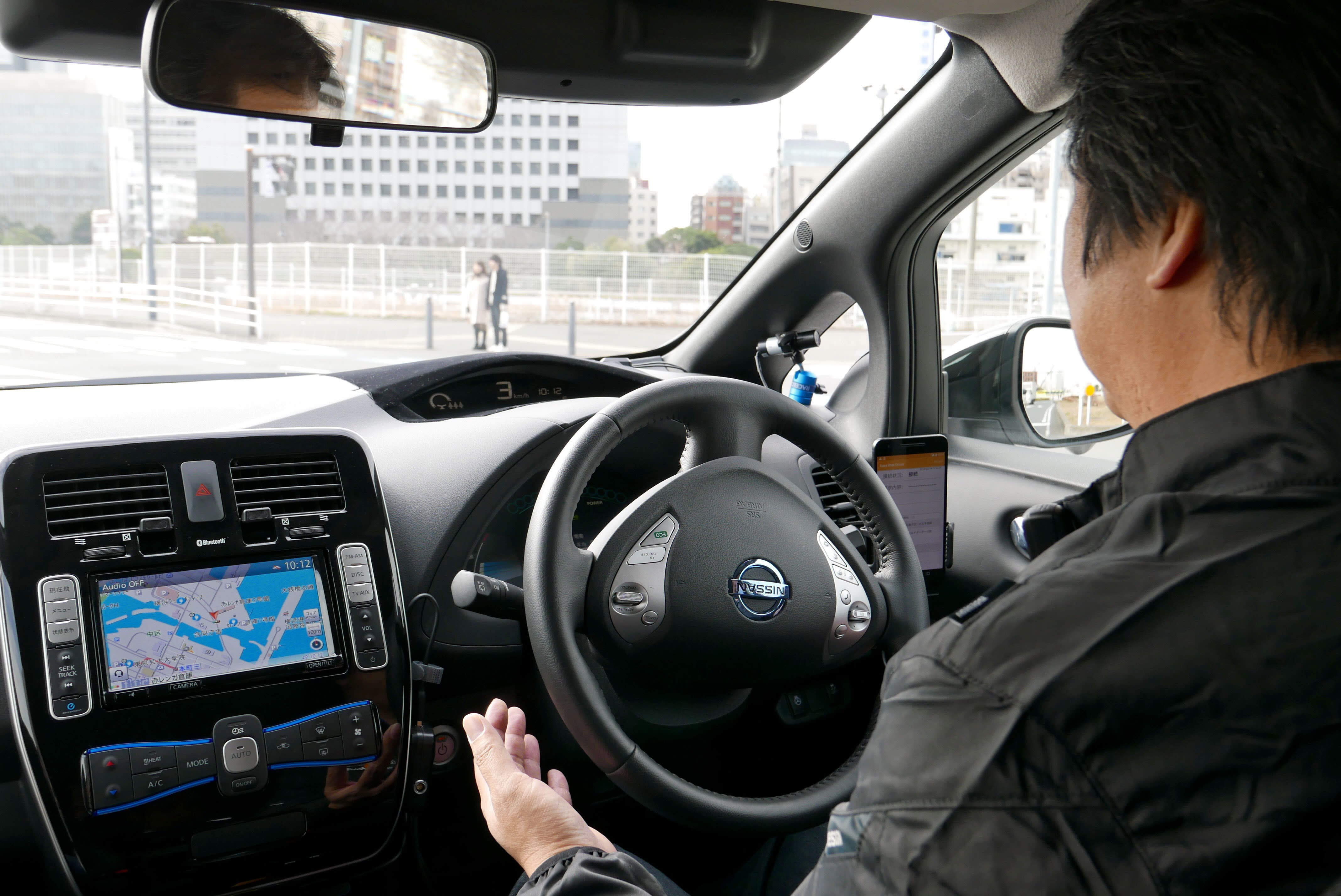 Japan to place accident liability on self-driving car owners