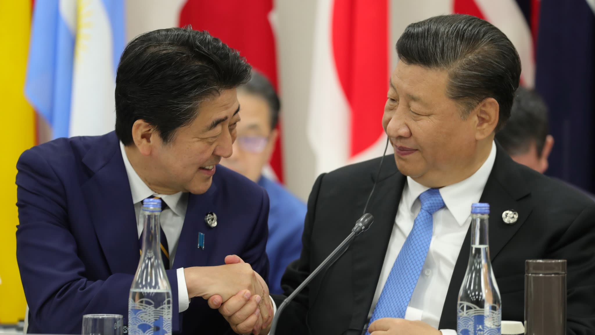 Japan S Ruling Party Torn Over Xi Jinping Invitation Nikkei Asia