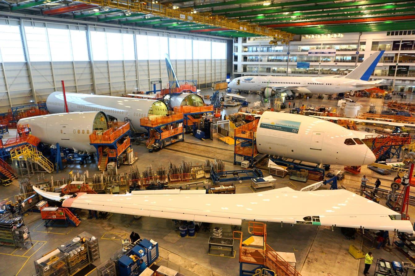 How carbon fiber makes air travel comfier
