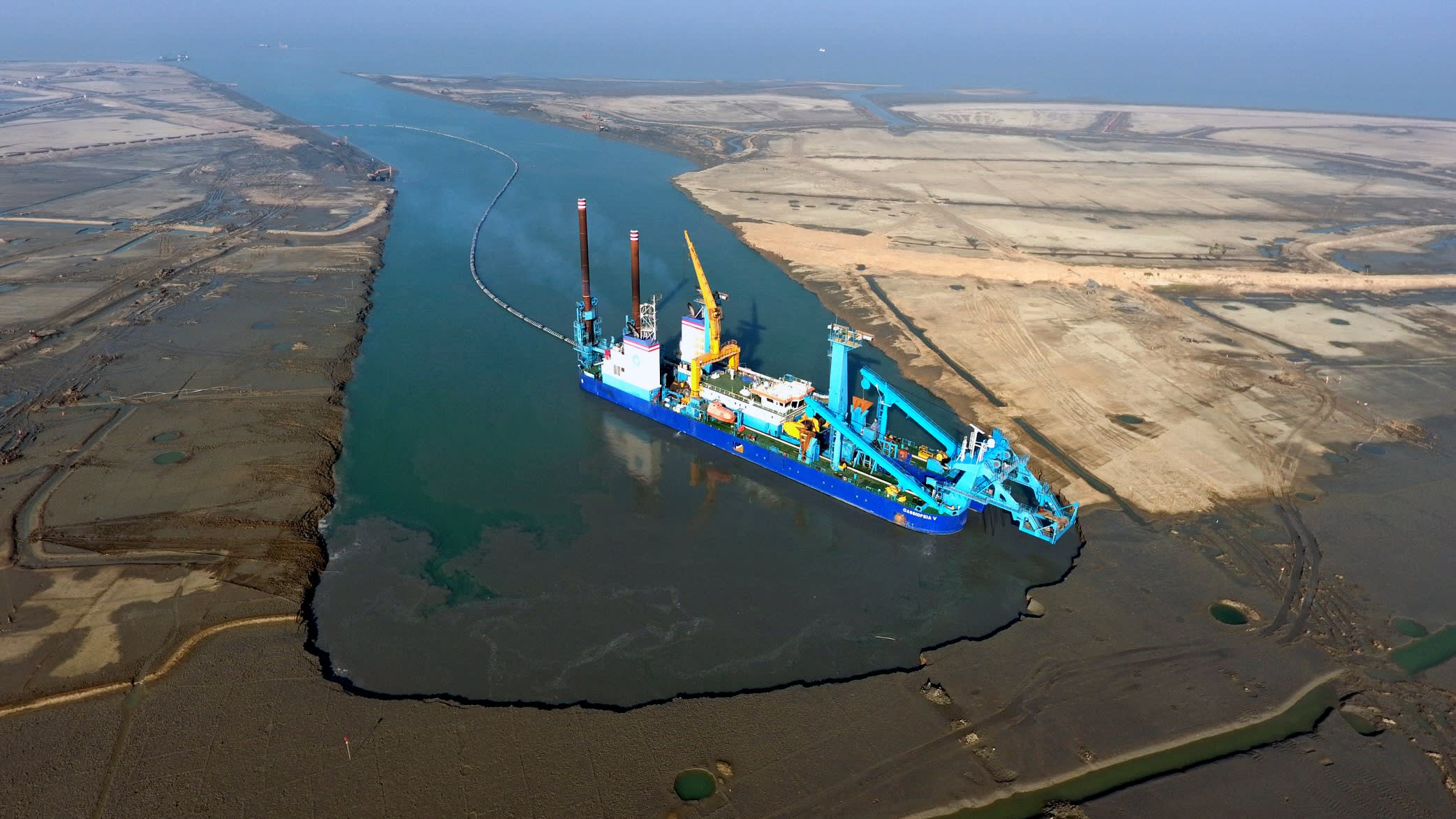 Penta-Ocean wins $1 48bn port project in Bangladesh - Nikkei Asian
