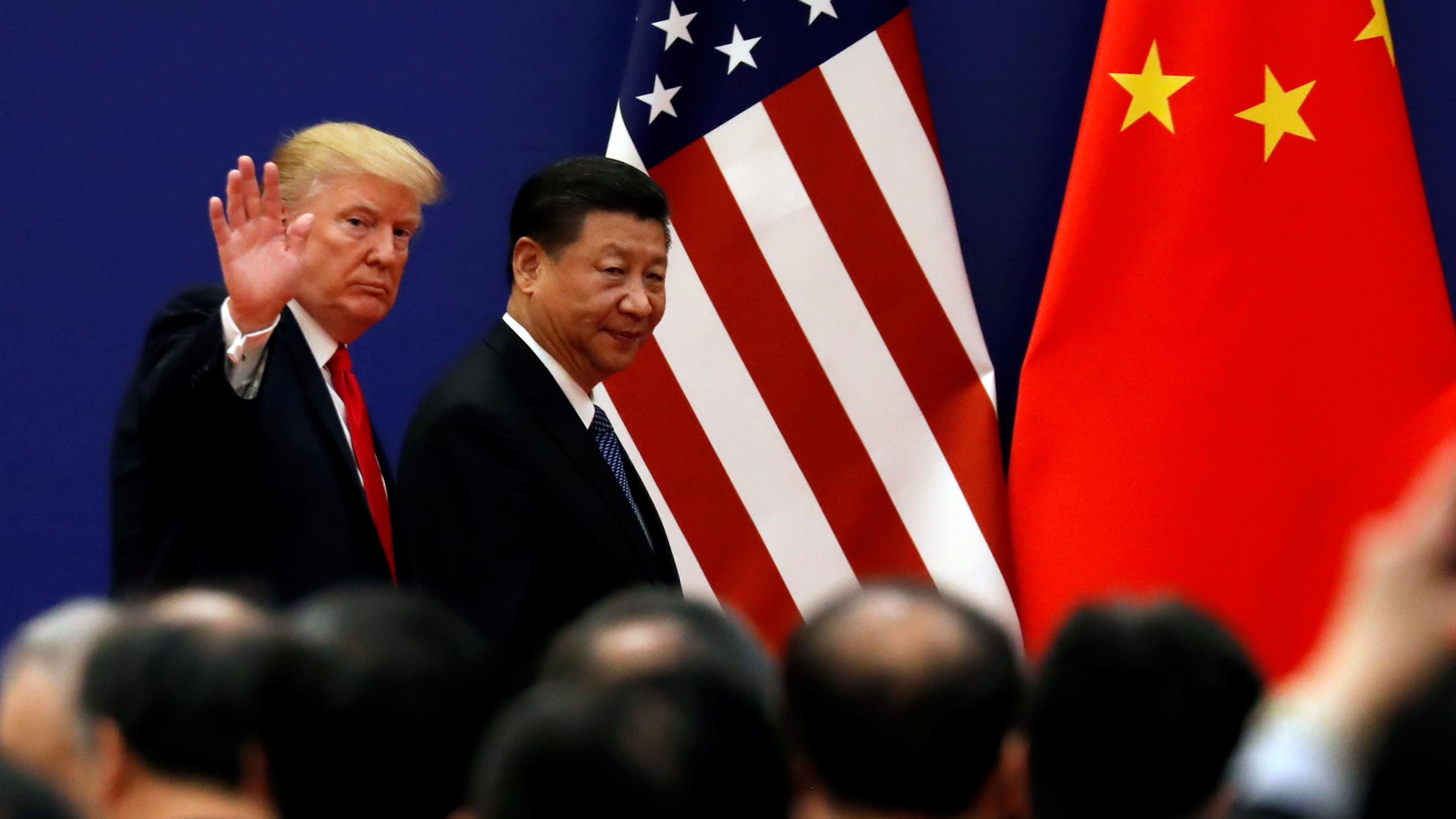 Image result for Trump's Tariff Threats Are Working On China!